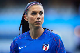 Alex Morgan Tweets Message On US Soccer's National Anthem Policy
