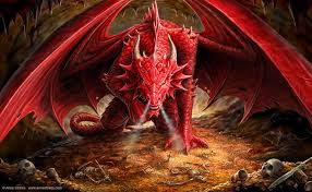 32 awesome dragons drawings and picture