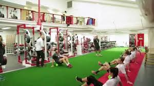 fitness with england sevens