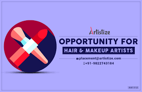looking for hair makeup artists