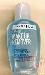 maybelline new york biphase make up