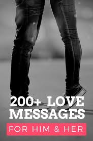 r tic love messages for him her pairedlife