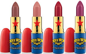 mac wonder woman makeup