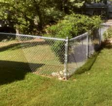 Chain Link Fence Residential Longfence