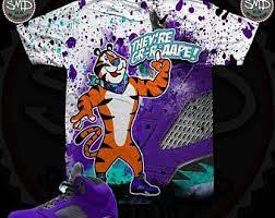 Tony The Tiger Etsy