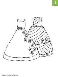Tổng hợp các tranh tô màu váy công chúa được rất nhiều bé gái yêu ...