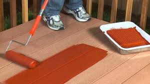 Behr Composite Deck Fence Stain Qr Code Mov Youtube
