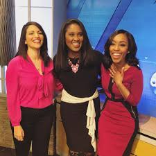 """Iisha Scott on Twitter: """"Work? No such thing with these two lovely  ladies!💁🏽♀️ #AmNewsers #LadiesShow… """""""