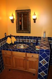 8 wonderful mexican tile bathroom