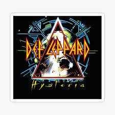 Def Leppard Stickers Redbubble
