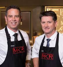MKR's Aaron and Josh: It felt like the final - NZ Herald