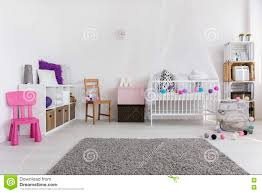 Spacious Cute Room Perfect For Kid Stock Image Image Of Little Modern 72527837
