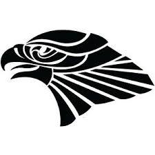 Falcon Head Animals Birds Decal Car Sticker Ebay