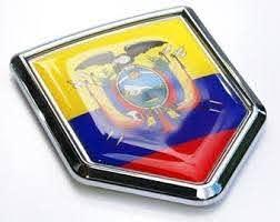 Ecuador Decal Etsy
