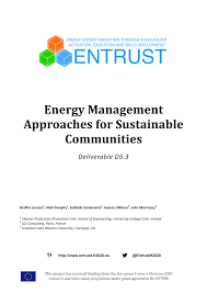 pdf energy management approaches for