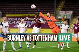 Burnley vs Tottenham LIVE: Stream ...
