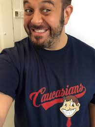 Adam Richman - As a one time Clevelander, this shirt made ...