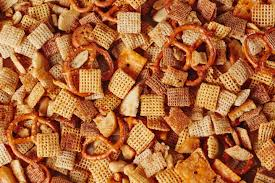 how to make slow cooker chex party mix