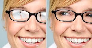 anti reflective coating for eyeglasses