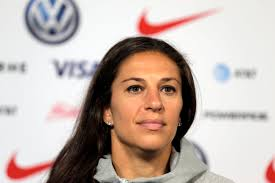 Carli Lloyd isn't happy as the Women's World Cup arrives -- and it's easy  to understand why | Politi - nj.com