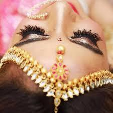 hd mac airbrush bridal makeup and