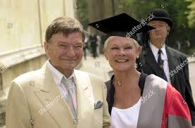 DAME JUDI DENCH HUSBAND MICHAEL ...