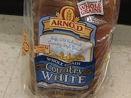 whole grain country white bread