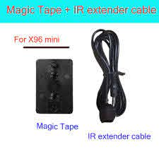 IR extend cable and magic tape for android tv box X96 mini X96 MAX tape  tape tape for boxcable extender - AliExpress