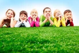 Kids Playing Image