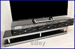 tv stand unit drawers storage shelf