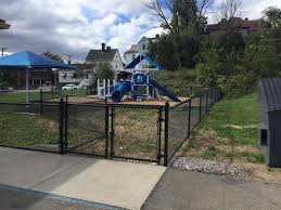 Residential Vinyl Fencing Installation In Uniontown Pa All Around Fence Co