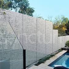Sanctum Pool Fencing Options Deliver Fresh Innovations In Pool Safe Privacy