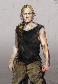 Abby Anderson Art - The Last of Us Part II Art Gallery