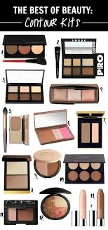 contour kits beauty makeup mash elle