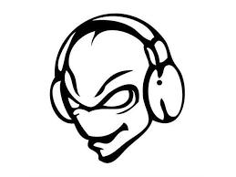 Leon Online Box Alien Disc Jockey Dj Cartoon Decal Choice Vinyl Sticker For Car Bike Ipad Laptop Macbook Helmet Newegg Com
