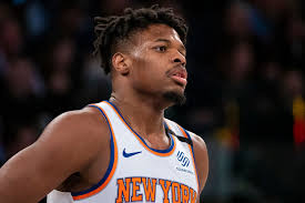 Dennis Smith Jr. off to bench for make-or-break Knicks stage