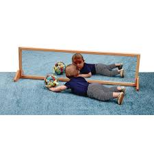 Environments Infant Acrylic Floor Mirror
