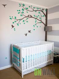 Wall Decal Large Tree Wall Decal Living Room Wall Decals Etsy