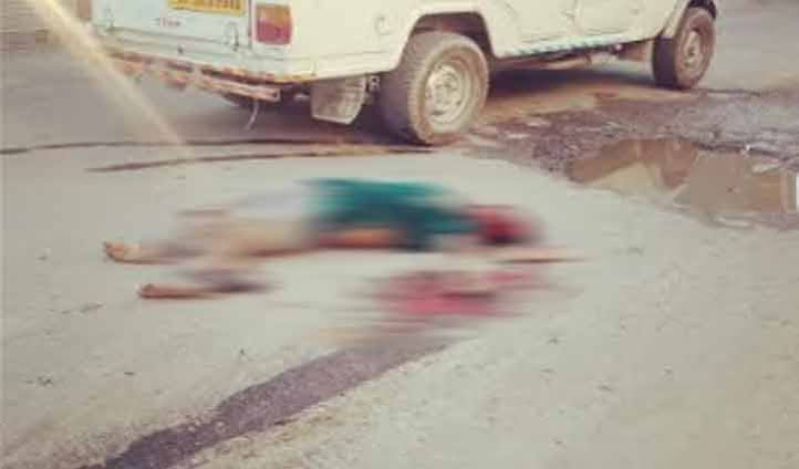 "Image result for बस ने कुचली महिला को"""
