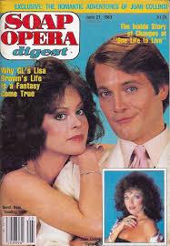 Lisa Brown, Michael Tylo, Guiding Light, Joan Collins, Dynasty, Wimpy Wimps  - June 21, 1983 Soap Opera Digest Magazine: American Media, Inc.:  Amazon.com: Books
