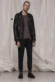 volt leather biker jacket