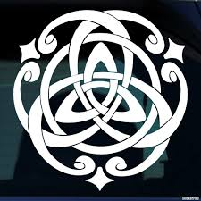 Decal Celtic Endless Knot Pattern Buy Vinyl Decals For Car Or Interior Decal Factory Stickerpro Different Colors And Sizes Is Avalable Free World Wide Delivery