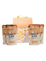 rockls the sunset sling gift set