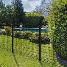 Pin By Ironcraft Fences On Fences In 2020 Backyard Landscaping Landscaping Along Fence Dream Garden