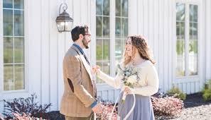 aurora farms wedding heirloom al