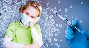 Отказ от прививок как опасная авантюра   Вести образования