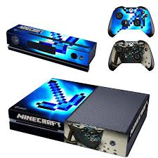 Minecraft Xbox One Skin For Console And Controllers Xbox One Skin Xbox One Console Xbox Console