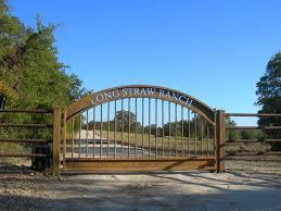 Ranch Gates Aberdeen Gate