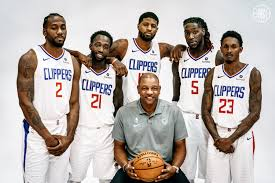 New-look Clippers ready to level up beyond 'Best Team in L.A.'