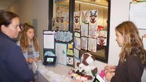 Ada Harris students pitch handmade toys at fair - Encinitas Advocate